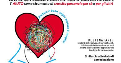 Open Day Counseling  10 Gennaio   Cisternino